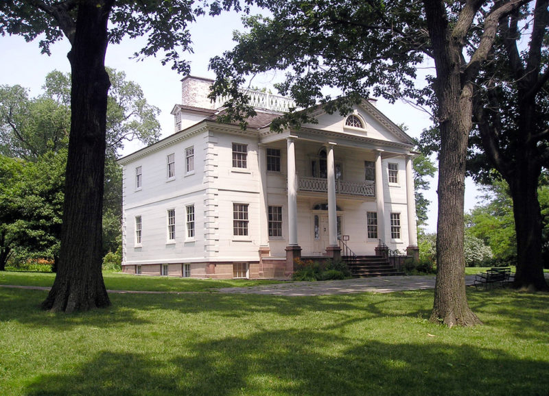 Morris Jumel Mansion VT