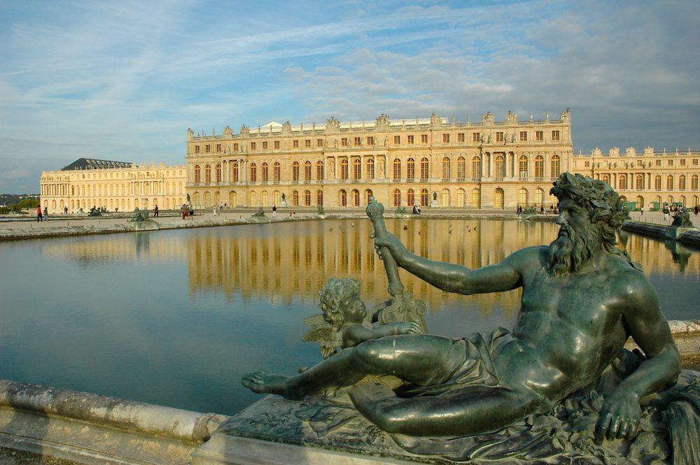 Week-end au château de Versailles