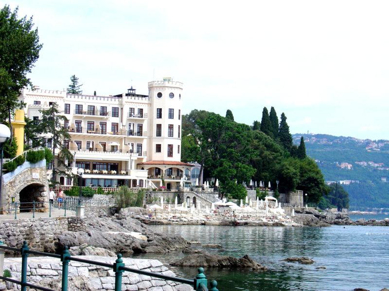 Opatijia Croatie