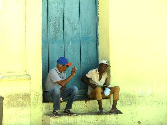 Visit authentic Cuba locals