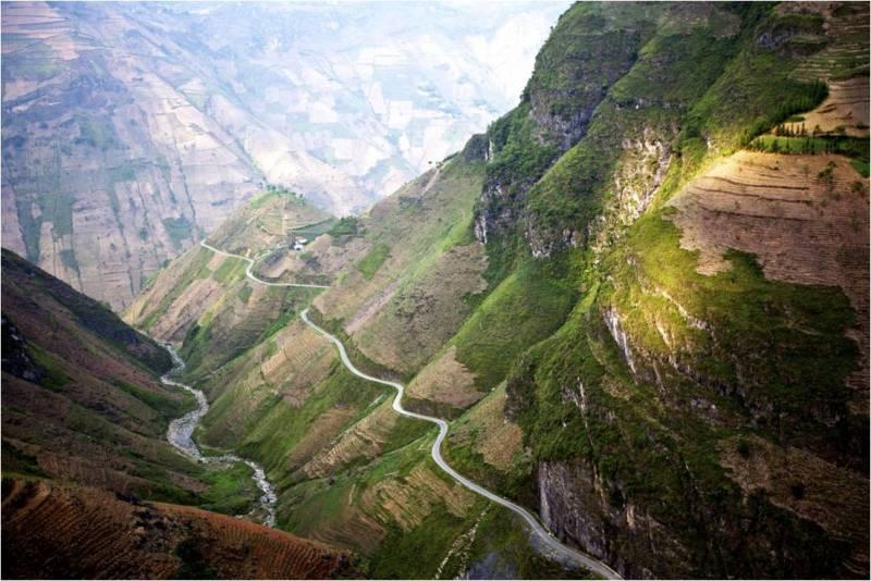 ha giang vietnam mountains