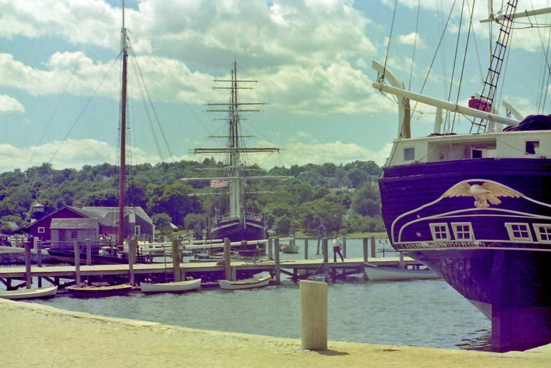 Mystic Seaport, Mystic, CT