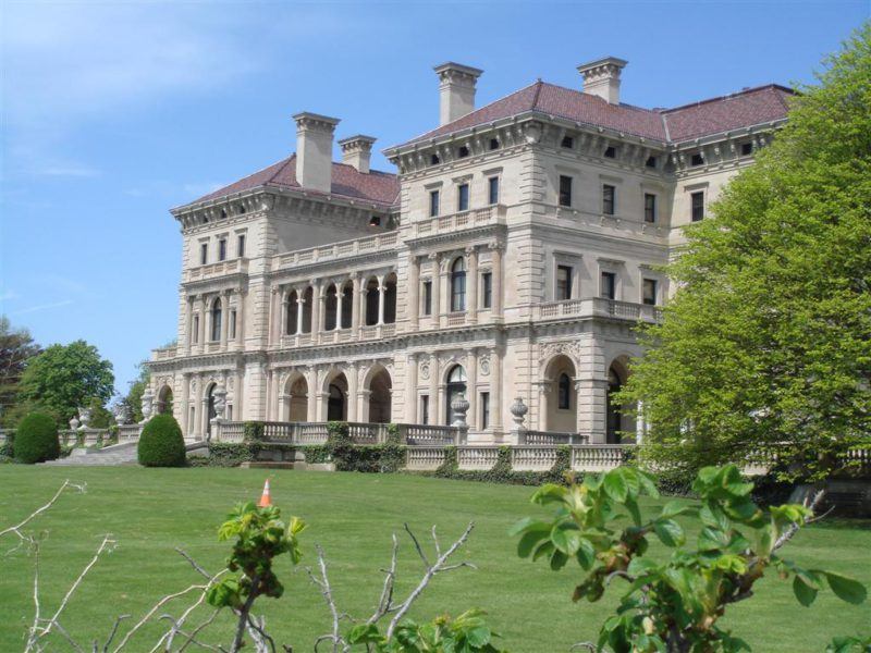 Newport Mansion VT