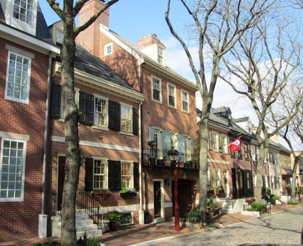 Visit Philadelphia Society Hill
