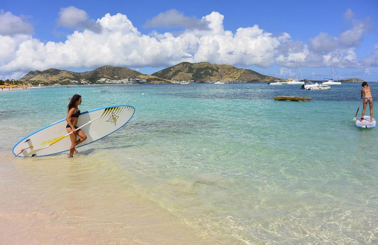 Saint Martin water sports