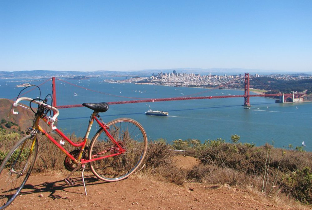 San Francisco Bike Tour Golden Gate Bridge