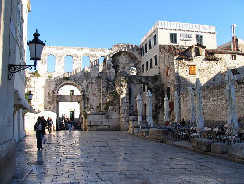 Split Roman Center