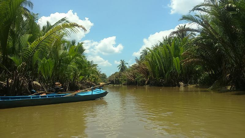 A cycling tour to discover the Ben Tre Province