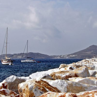 Yacht cruise through Greek Islands