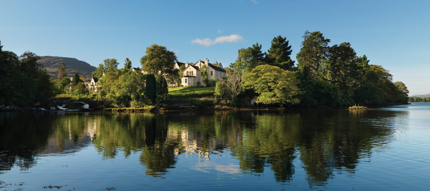 Kendmare Ireland Lodge Luxurious Charming Views Water