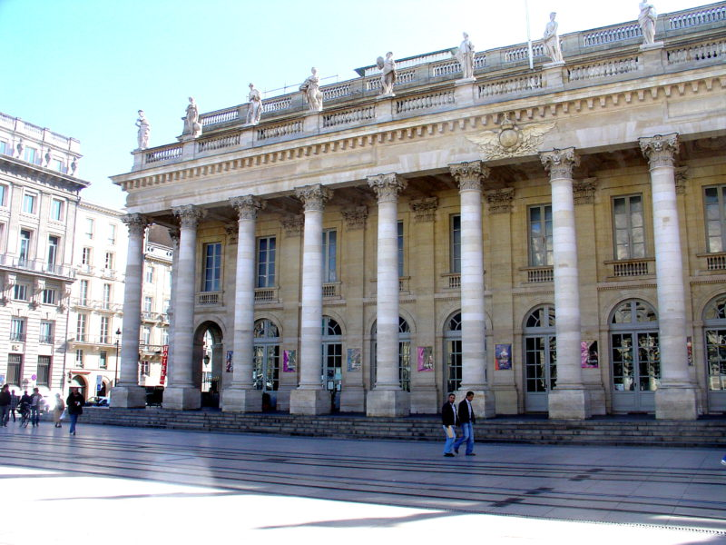 Grand Theatre Opera de Bordeaux