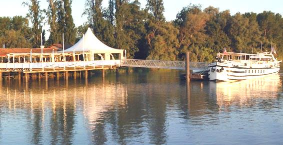 River Cruise on Garonne River Bordeaux