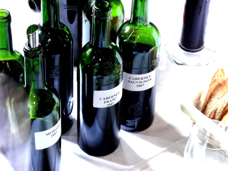 Bordeaux Wine Workshop