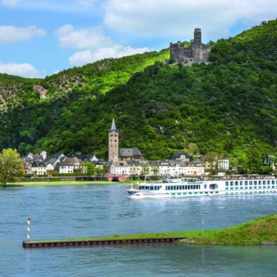 Battlefronts Along the Rhine Cruise
