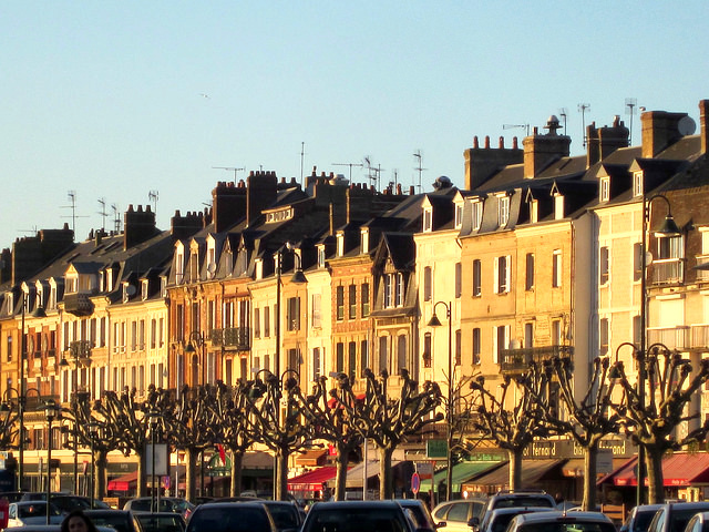Trouville Normandy