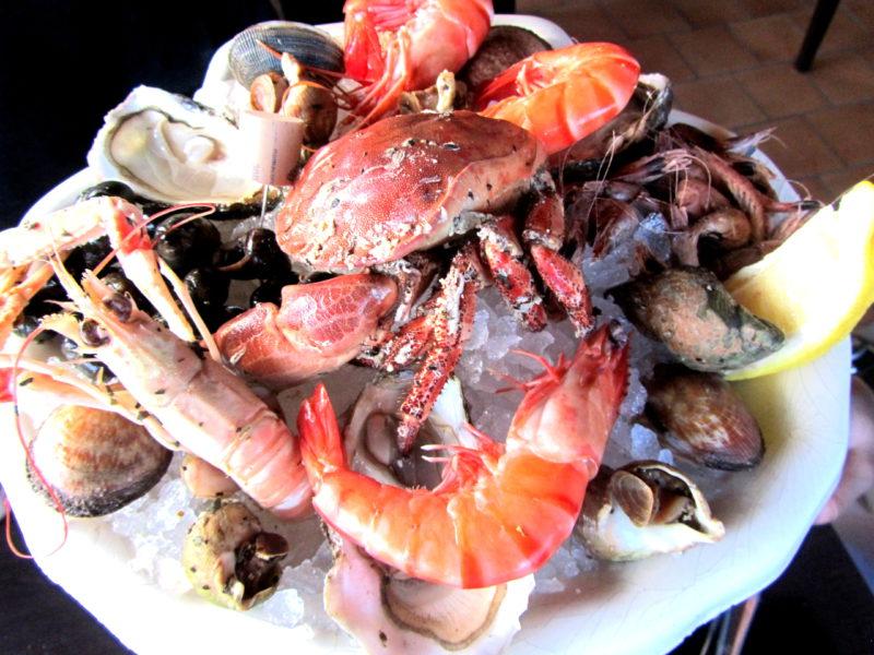 Arcachon Oyster Farm Seafood oysters shrimp