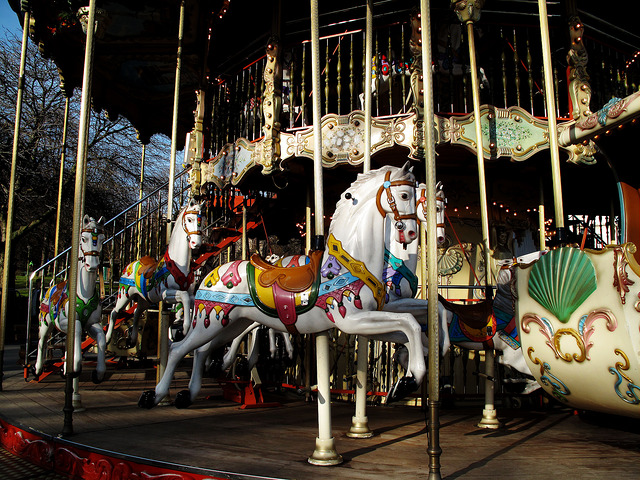 Paris Carousel VT