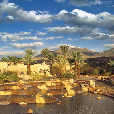 A Wellness Resort in Tuscon, Arizona
