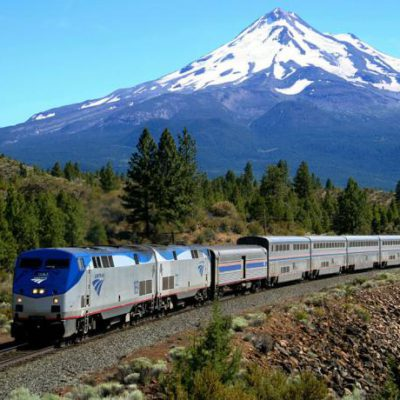 Chicago to Glacier National Park Train Getaway