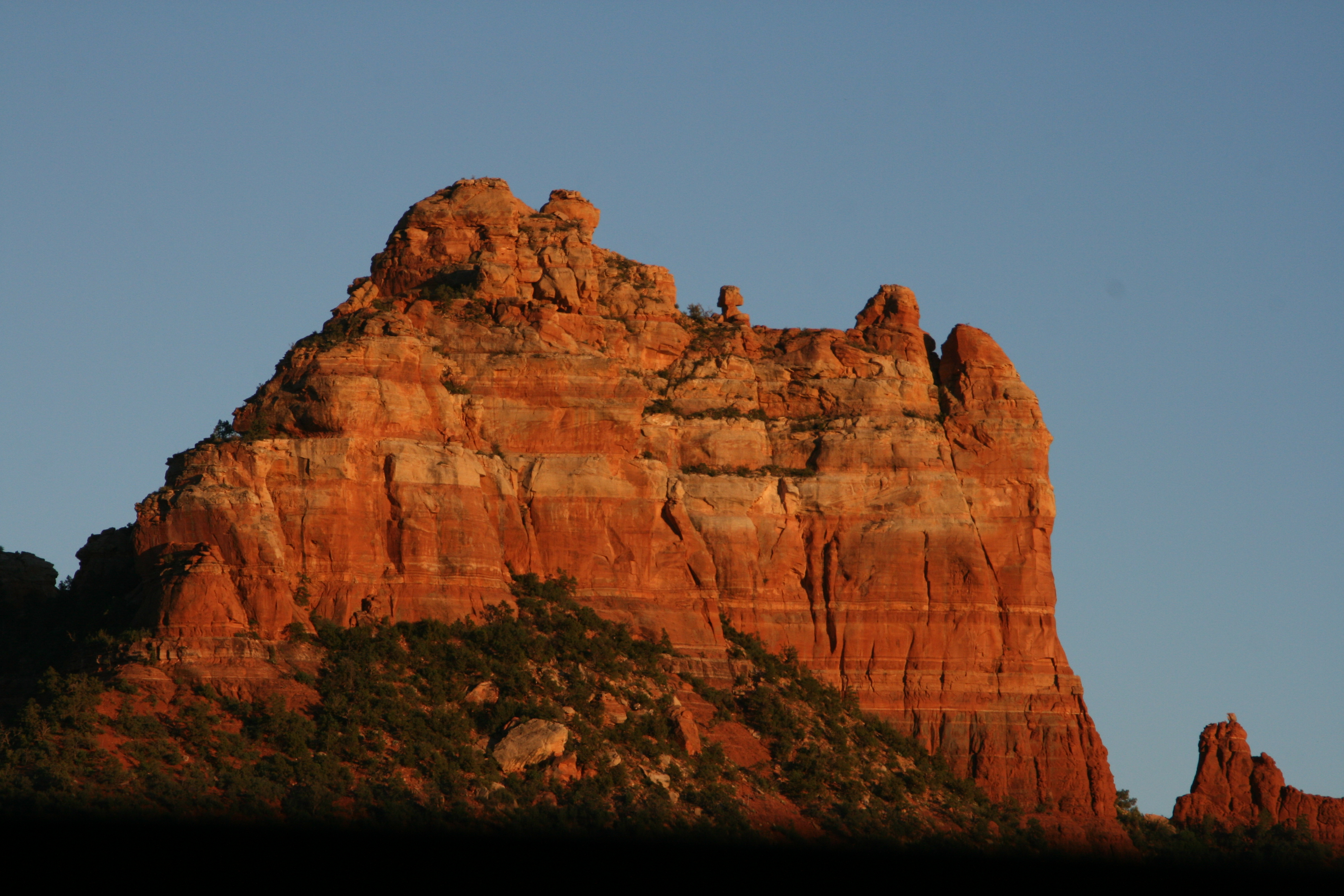 Sedona Rock Formation