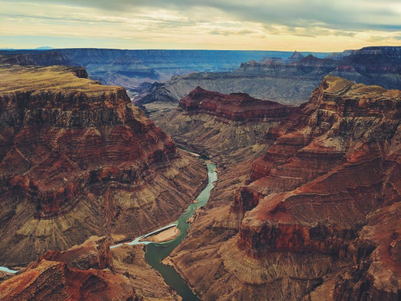 Grand Canyon Birdseye View
