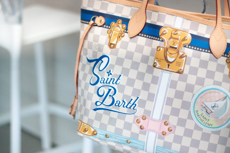 st barth bag