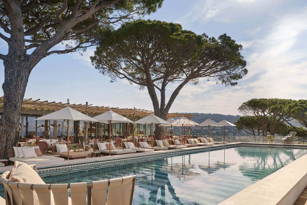 boutique hotel in St tropez